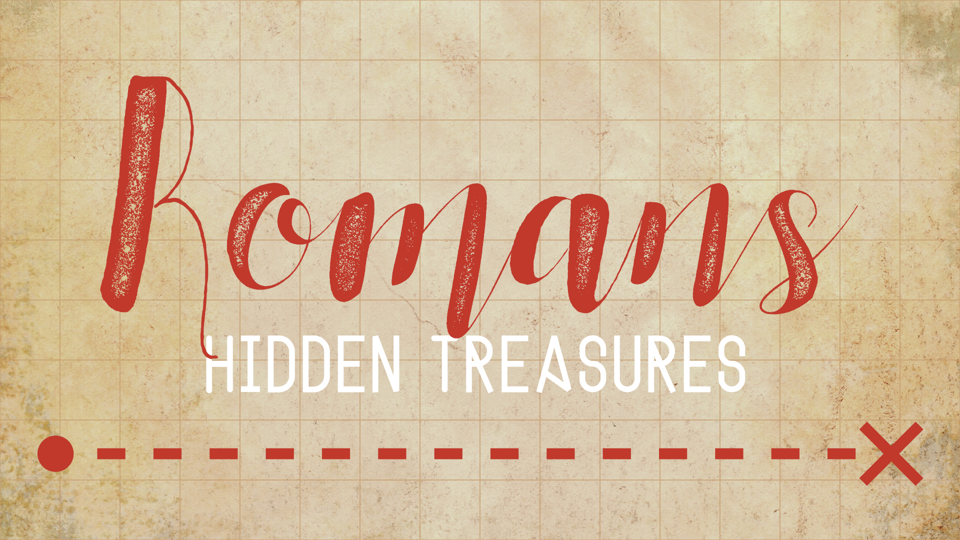 Romans - Hidden Treasures