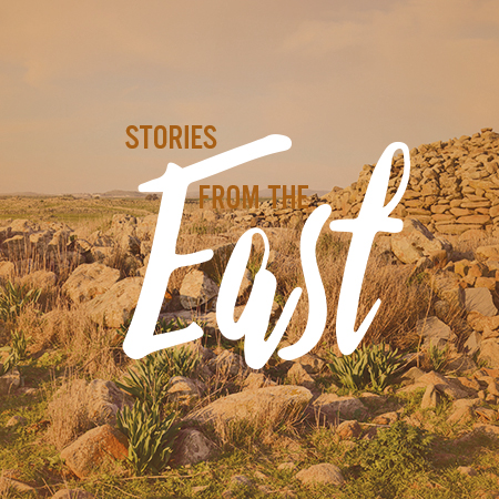 Stories from the East image