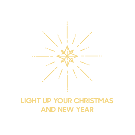 Light up Your Christmas and New Year