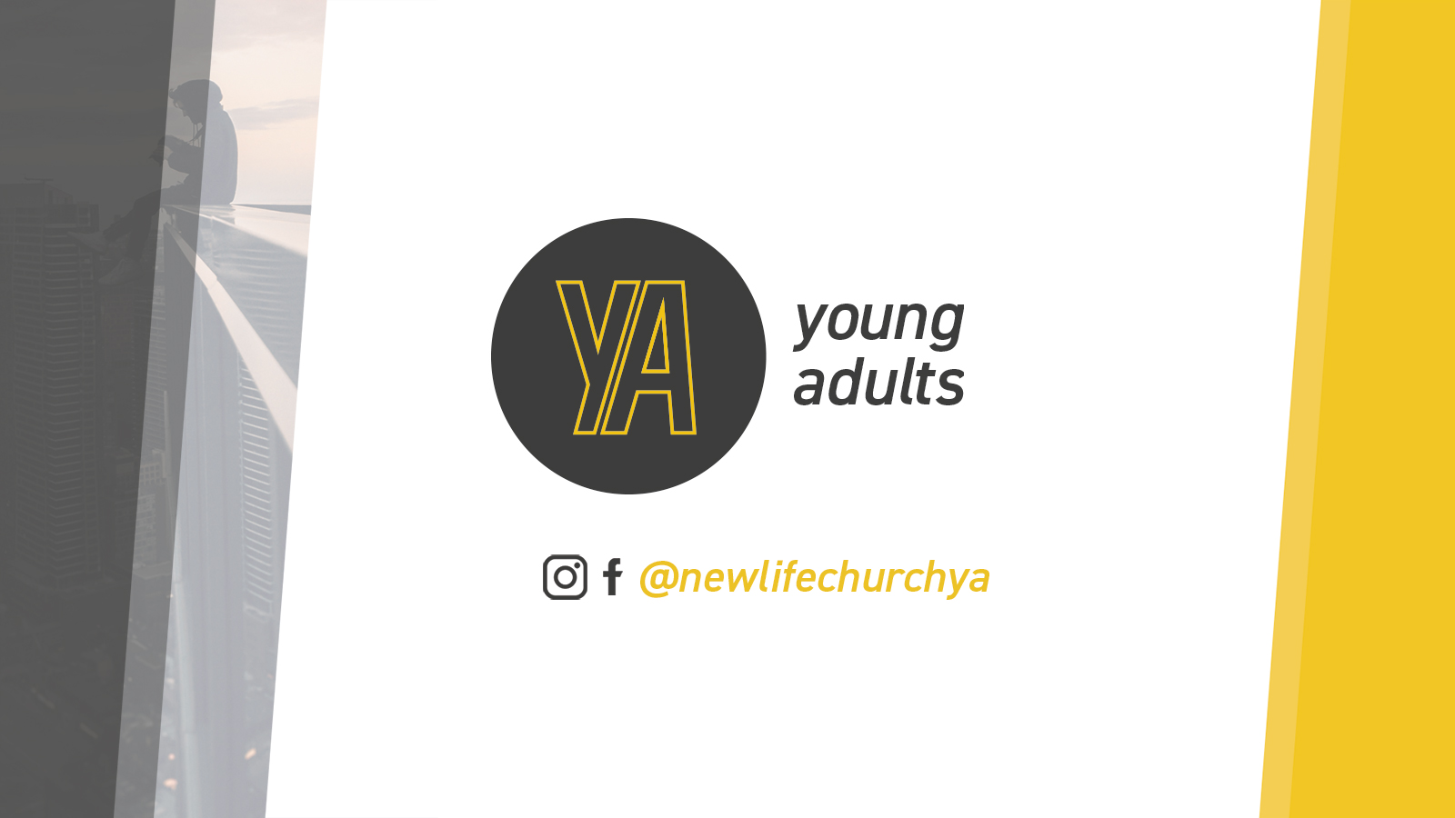 New Life Church Young Adults